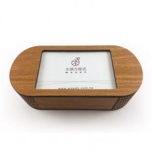 木雕音樂盒-相框式(柚木)-2