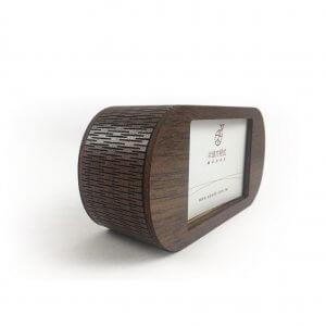 木雕音樂盒-相框式(紫檀)-3