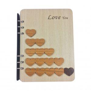 二片式-筆記本-堆疊的愛